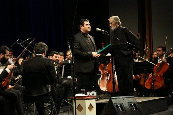 ارکستر ملی ایران به رهبری فریدون شهبازیان و خوانندگی سالار عقیلی در استانهای کرمان و یزد کنسرت برگزار میکند