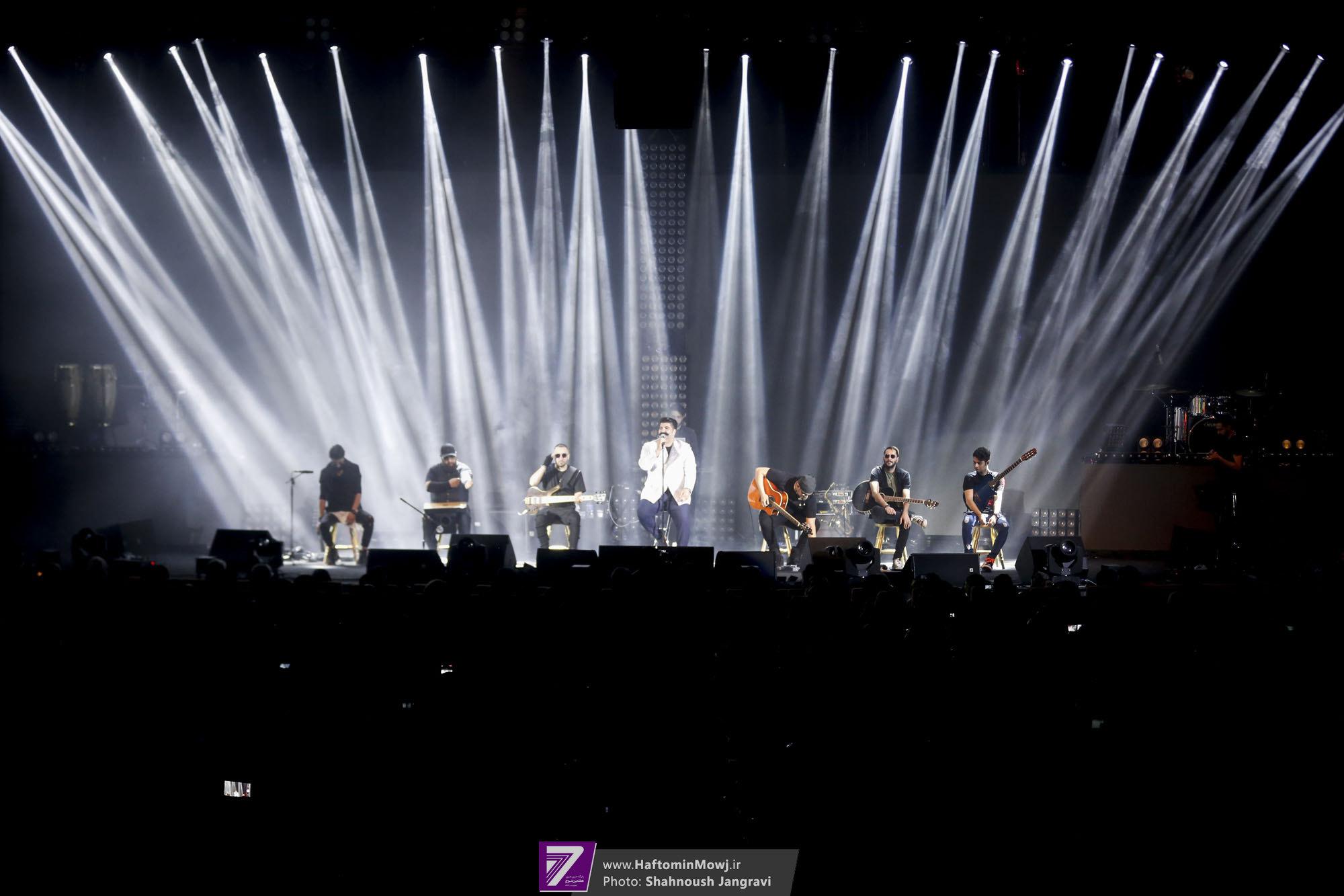 کنسرت بهنام بانی ۱۲ اردیبهشت سالن میلاد نمایشگاه برگزار شد