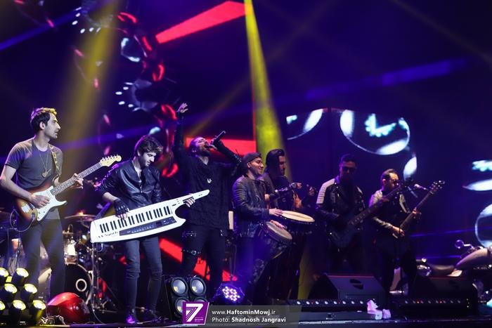 کنسرت گروه پرطرفدار «ماکان»  ۱۰ اردیبهشت وزارت کشور برگزار شد