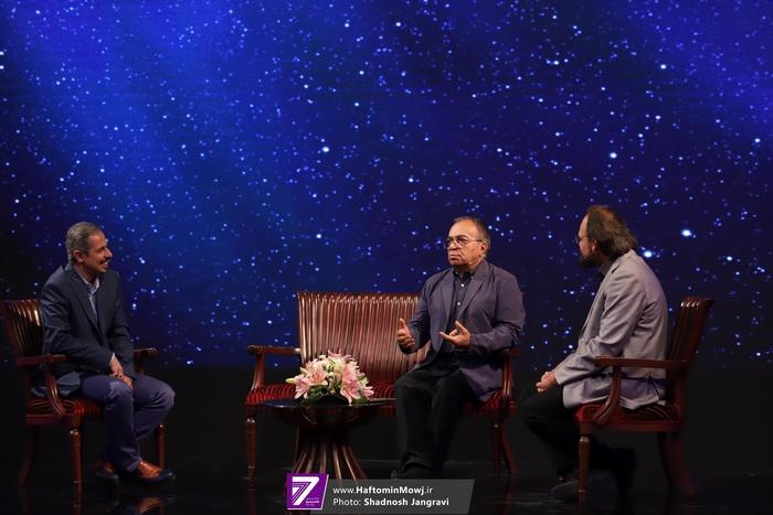 مسعود فروتن در قاب جشن رمضان