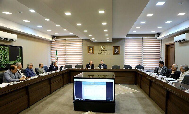 با حضور  وزیر فرهنگ و ارشاد اسلامی / مجمع عمومی سالیانه عادی هیات امنای بنیاد رودکی تشکیل جلسه داد
